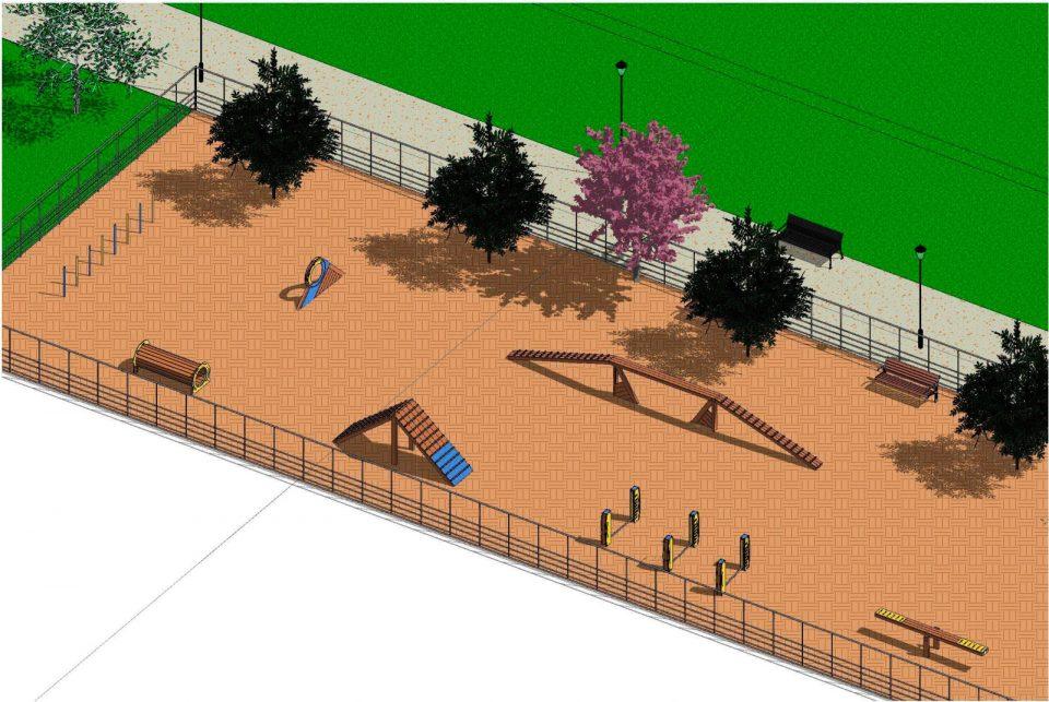 Orihuela tendrá un parque canino-agility 6
