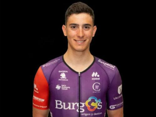 Manuel Peñalver participará en la Vuelta a la Comunidad Valenciana 6
