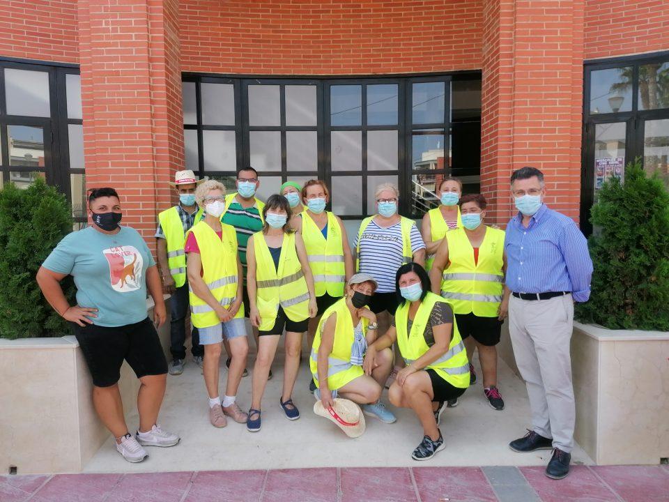 El Ayuntamiento de Rafal contrata a 12 peones agrícolas 6