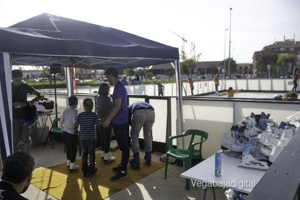Diversión sobre hielo en Pilar de la Horadada 9