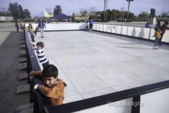 Diversión sobre hielo en Pilar de la Horadada 15