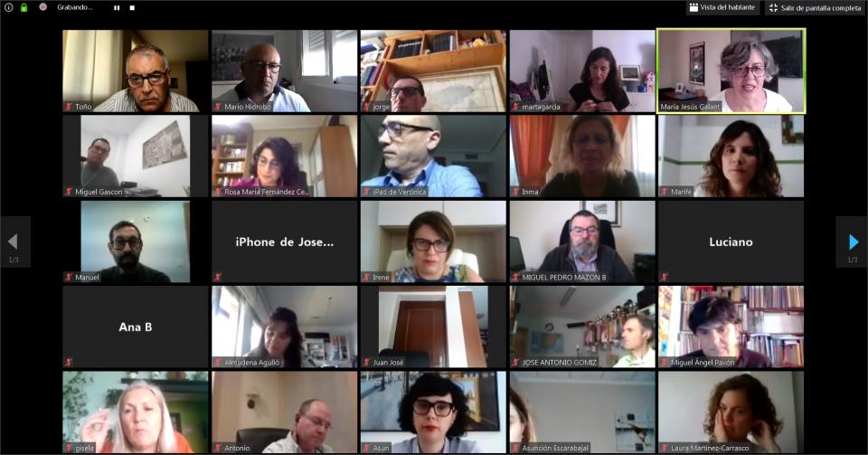 El proceso de participación online del Plan Vega Renhace reunió a 70 personas 6