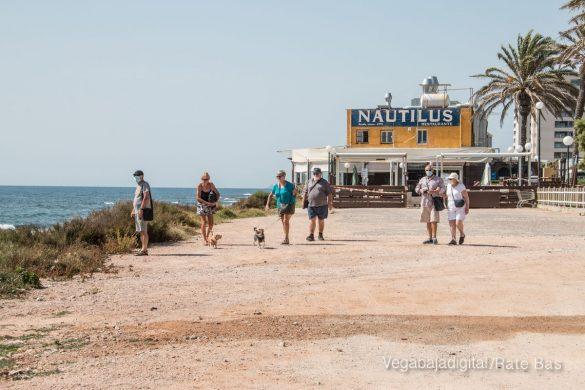 Así es la nueva playa canina de Torrevieja 12