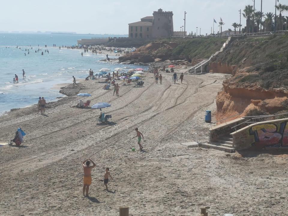 Pilar de la Horadada abrirá sus playas el miércoles 6