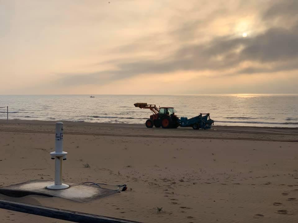 Guardamar del Segura estudia permitir el paseo por las playas a partir del 11 de mayo 6