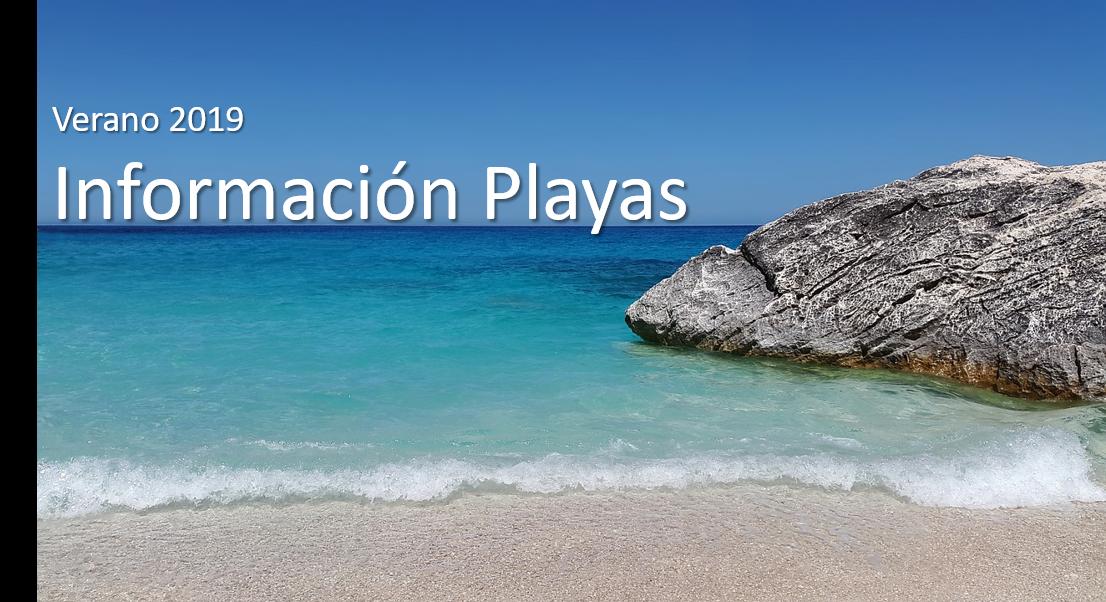Información Playas 2019 14