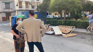 1.500 euros de multa a un vecino de Dolores por depositar enseres donde no debía 7