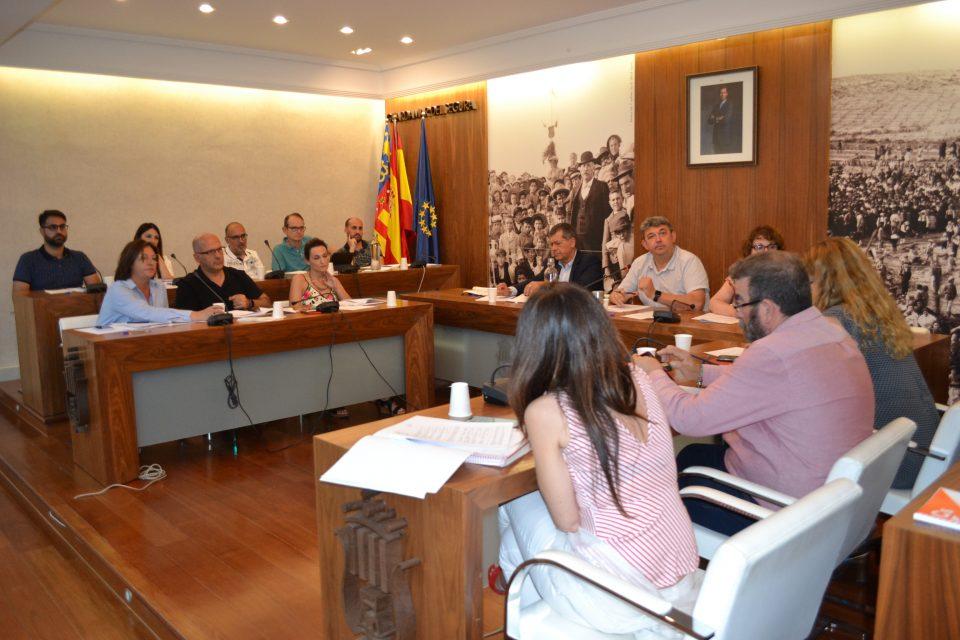 El Ayuntamiento de Guardamar define sus concejalías 6