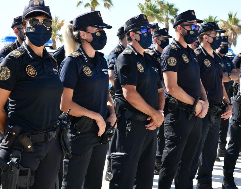 """La Policía Local de Orihuela, premio """"Lápiz Escuela Pública"""" 6"""