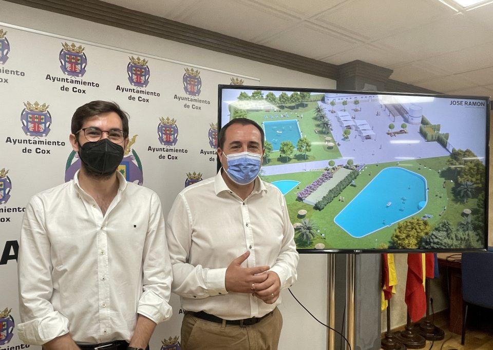 Cox reformará su piscina municipal bajo los Objetivos de Desarrollo Sostenible 6