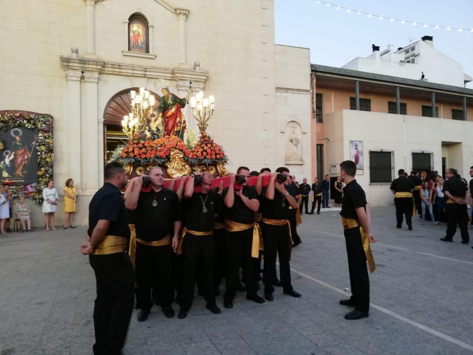 Bigastro culmina sus fiestas con una multitudinaria procesión en honor a San Joaquín 6