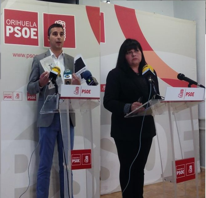 Zapata y Gutiérrez abandonan el PSOE por desavenencias con Carolina Gracia 6