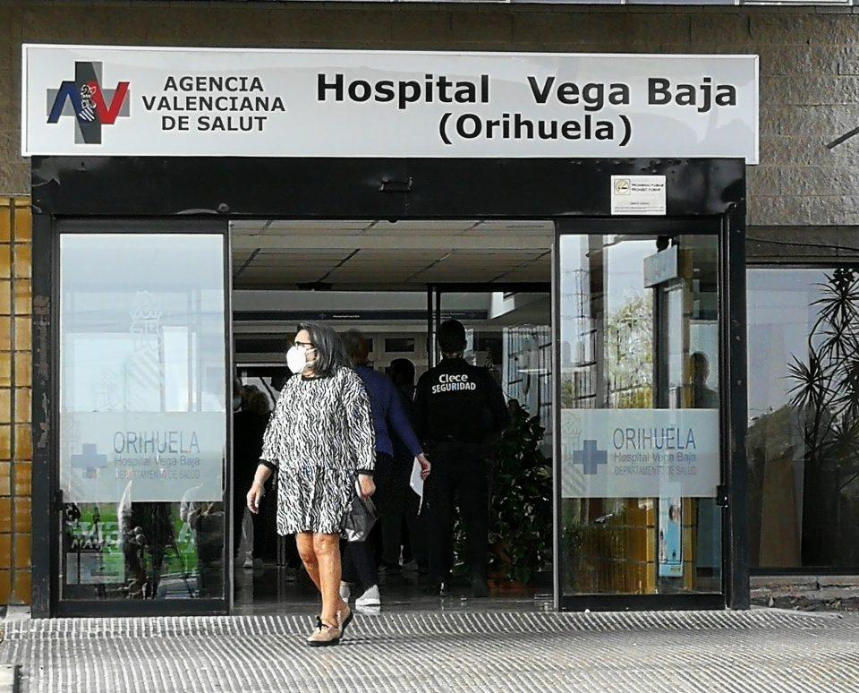 El Hospital Vega Baja toma medidas ante el repunte de casos COVID19 6