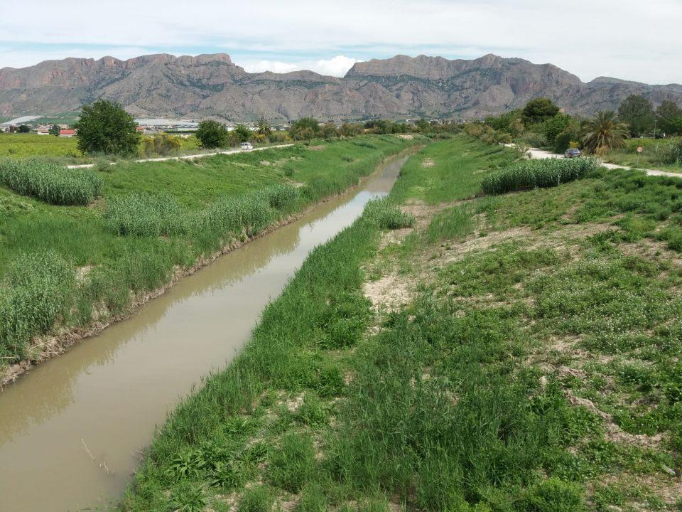 La CHS investiga cuatro vertidos en el río Segura 6