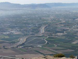 Orihuela dispondrá de una gran ruta verde por los márgenes del río 8