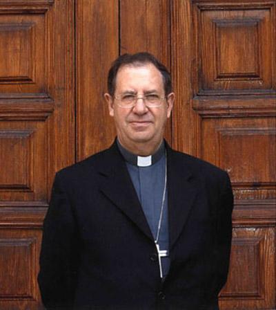 El Obispo emérito Rafael Palmero hospitalizado por Coronavirus 6