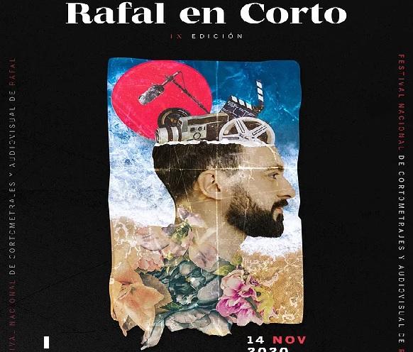 """Cancelan """"Rafal en Corto"""" de forma presencial 6"""