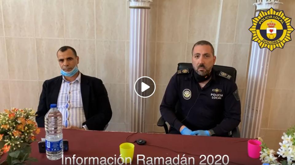 El Ramadán en Dolores, ejemplo de convivencia multicultural 6