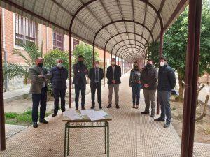 Finalizan las obras del IES Gabriel Miró y del CEIP Fernando de Loaces 7