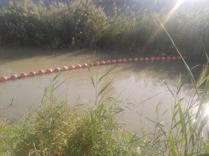 Medio Ambiente Orihuela retira casi 36 toneladas de plásticos del río en el último año 7