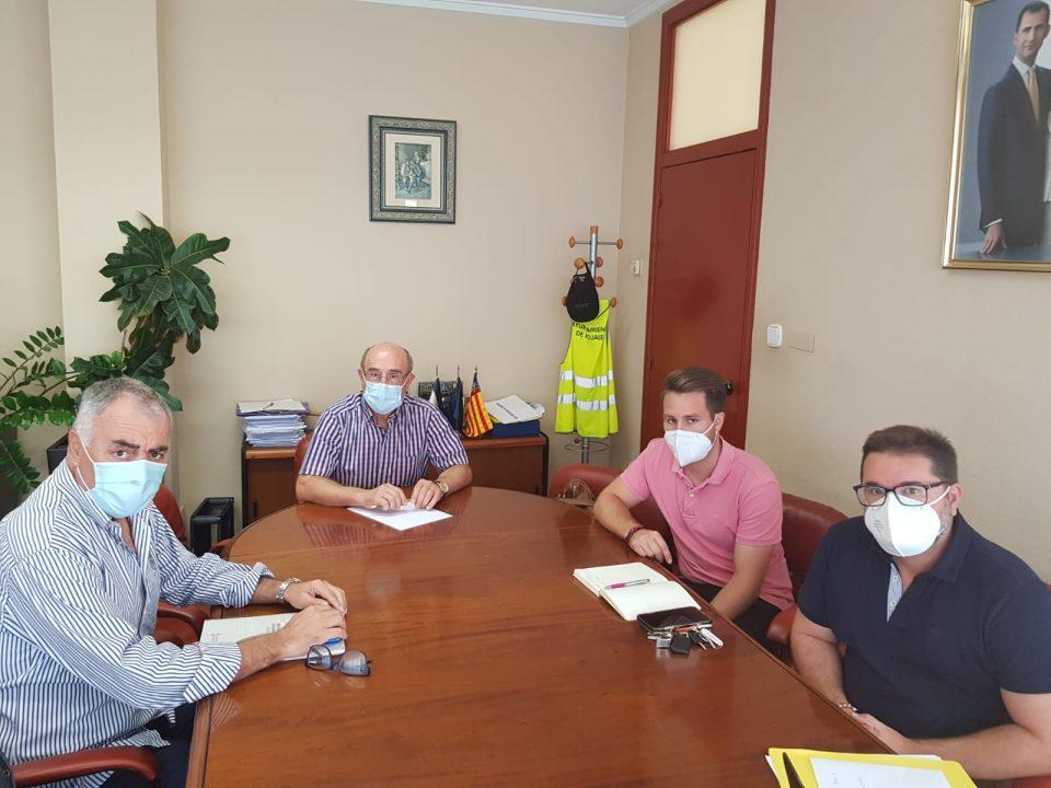 La Generalitat destina 465.000 € a Rojales para mejorar el bombeo de las aguas en el casco urbano 6