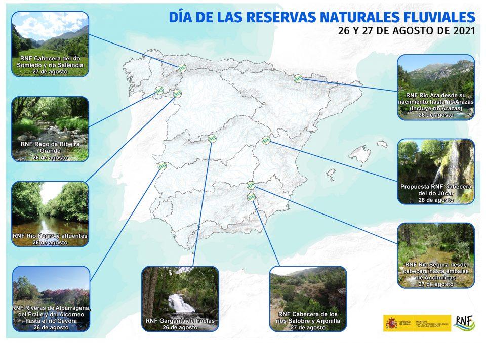 La CHS organiza una jornada didáctica sobre las Reservas Naturales Fluviales de la cuenca del Segura 6