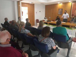 Limpieza Viaria y RSU presenta el futuro centro de trabajo en Orihuela Costa 8