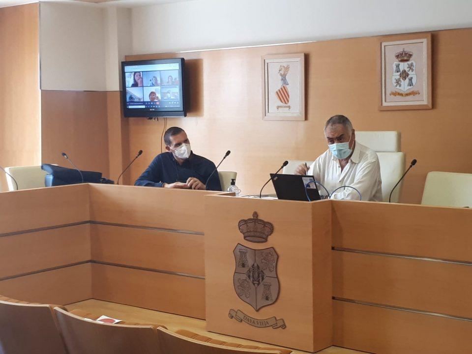 Daya Vieja, muy castigada por la DANA, acoge una reunión del consejo asesor del Vega Renhace 6