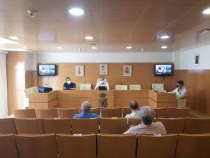 Daya Vieja, muy castigada por la DANA, acoge una reunión del consejo asesor del Vega Renhace 7