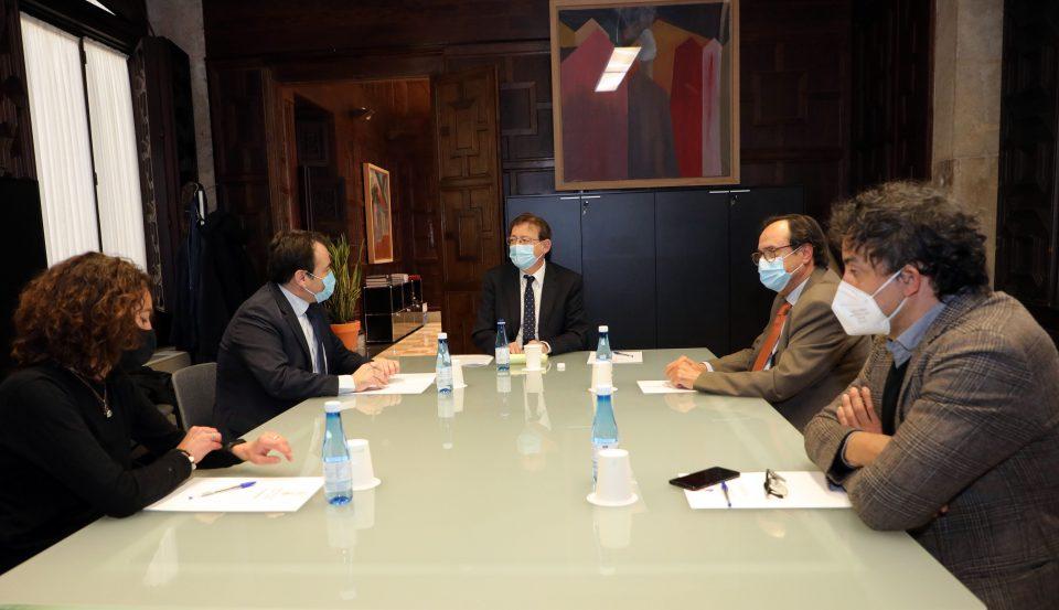 Ximo Puig anuncia la puesta en marcha de las primeras ayudas a la hostelería y ocio 6