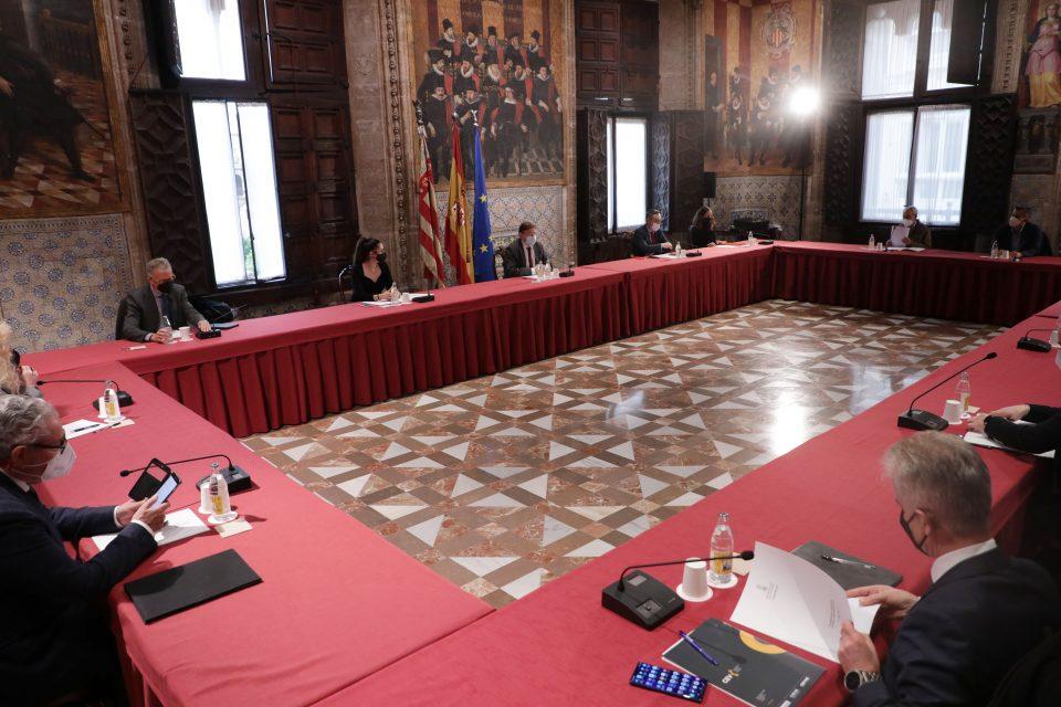 Puig pedirá al Gobierno una convocatoria específica de fondos europeos para el sector agroalimentario 6