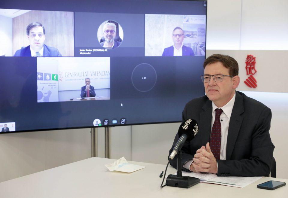 La nueva Estrategia Valenciana de Regadíos estará dotada con 1.200 millones de euros 6
