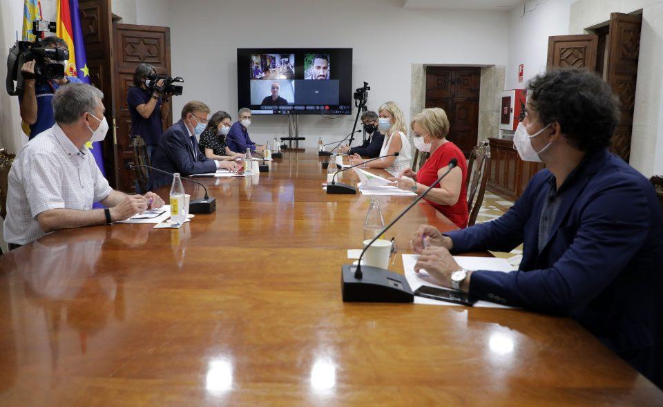 La Generalitat prorroga las restricciones hasta el 6 de septiembre 6