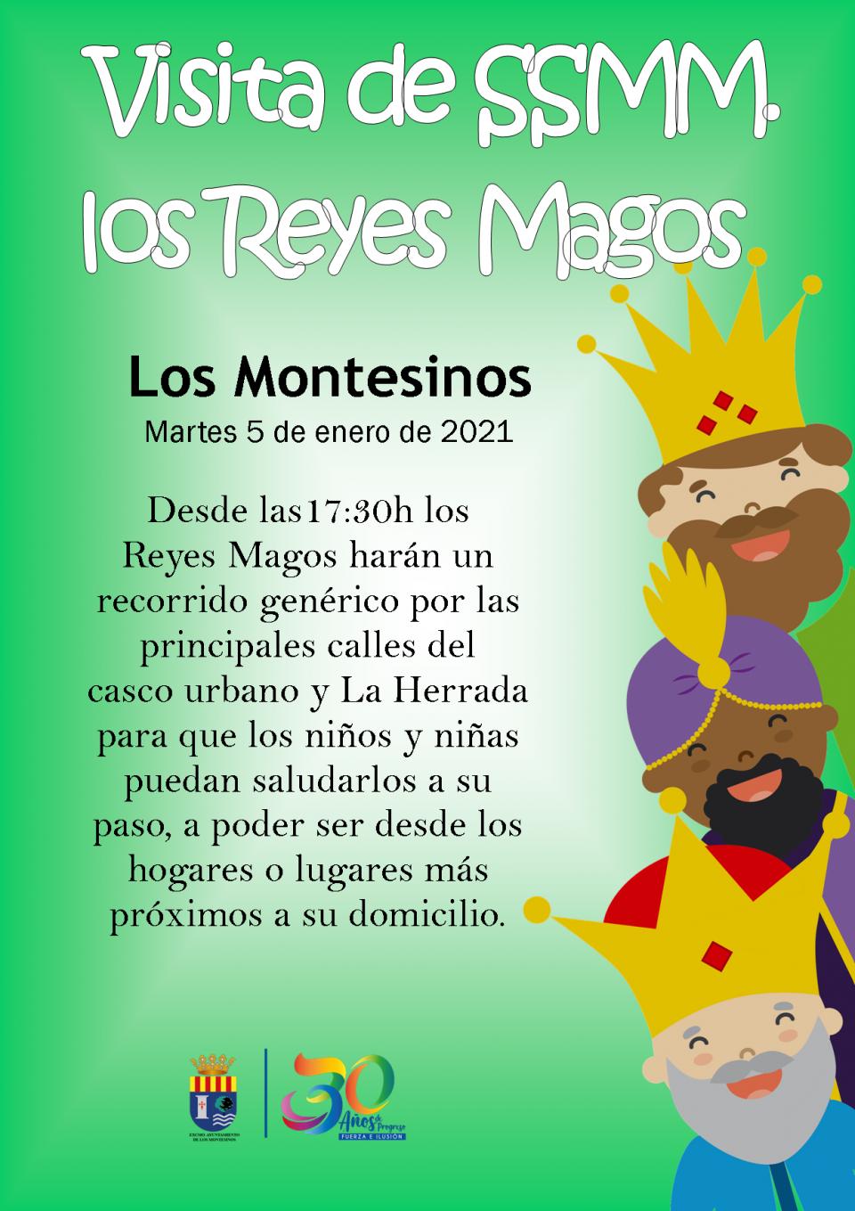 Una caravana musical acompañará a los Reyes Magos en Los Montesinos 6