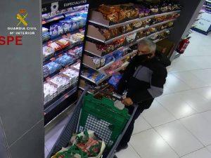 Un ladrón de productos gourmet ingresa en prisión tras varios hurtos en supermercados 7