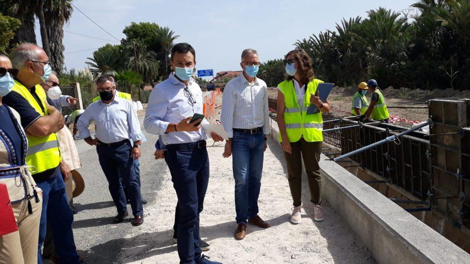 El Consell amplía en casi 3 millones el presupuesto para nuevas obras hidráulicas en la Vega Baja 6