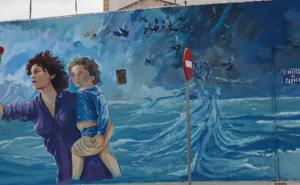 Murales, luces y cine por el 8M en la Vega Baja 7