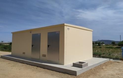 La CHS construye tres nuevas estaciones SAICA en la Vega Baja 6