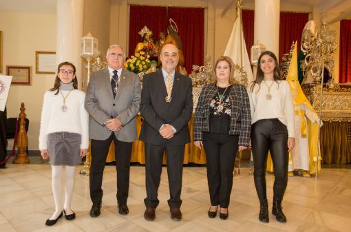 La cofradía La Samaritana da a conocer los cargos honoríficos para 2020 6