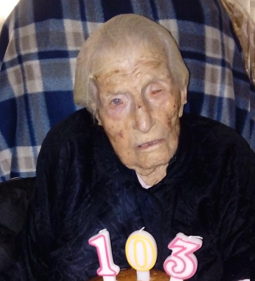 Fallece a los 103 años la mujer más longeva de Pilar de la Horadada 6