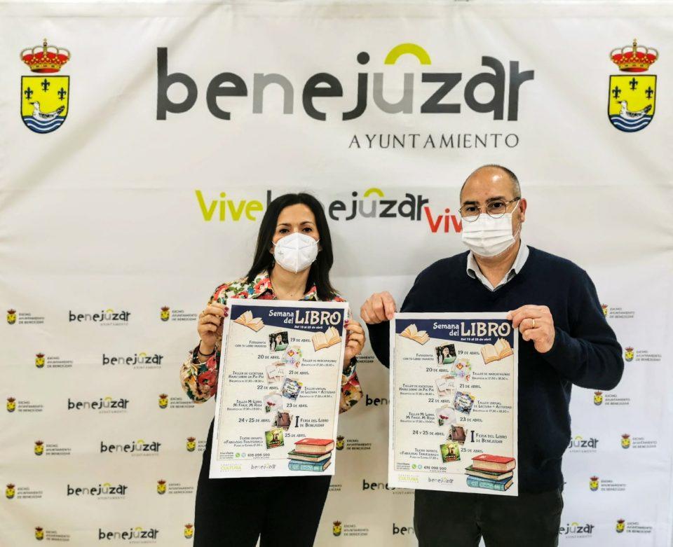 Benejúzar organiza una Semana del Libro repleta de actividades y talleres 6