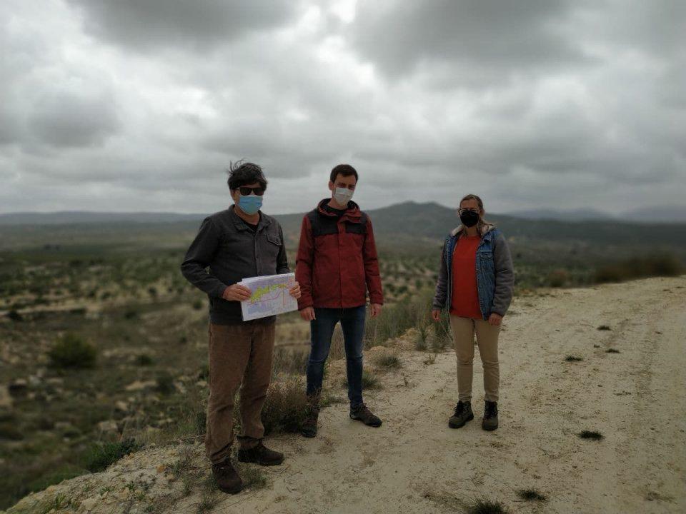 Cambiemos se une a las alegaciones de los grupos ecologistas para paralizar las macroplantas solares cerca de Sierra Escalona 6