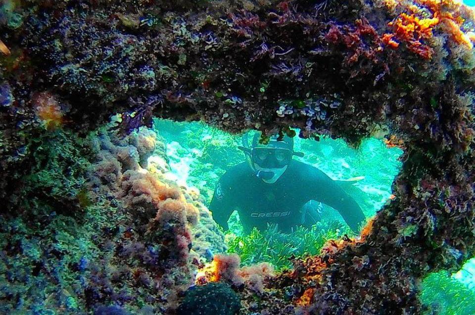 Las rutas de snorkel pilareñas cobrarán protagonismo en FITUR 6