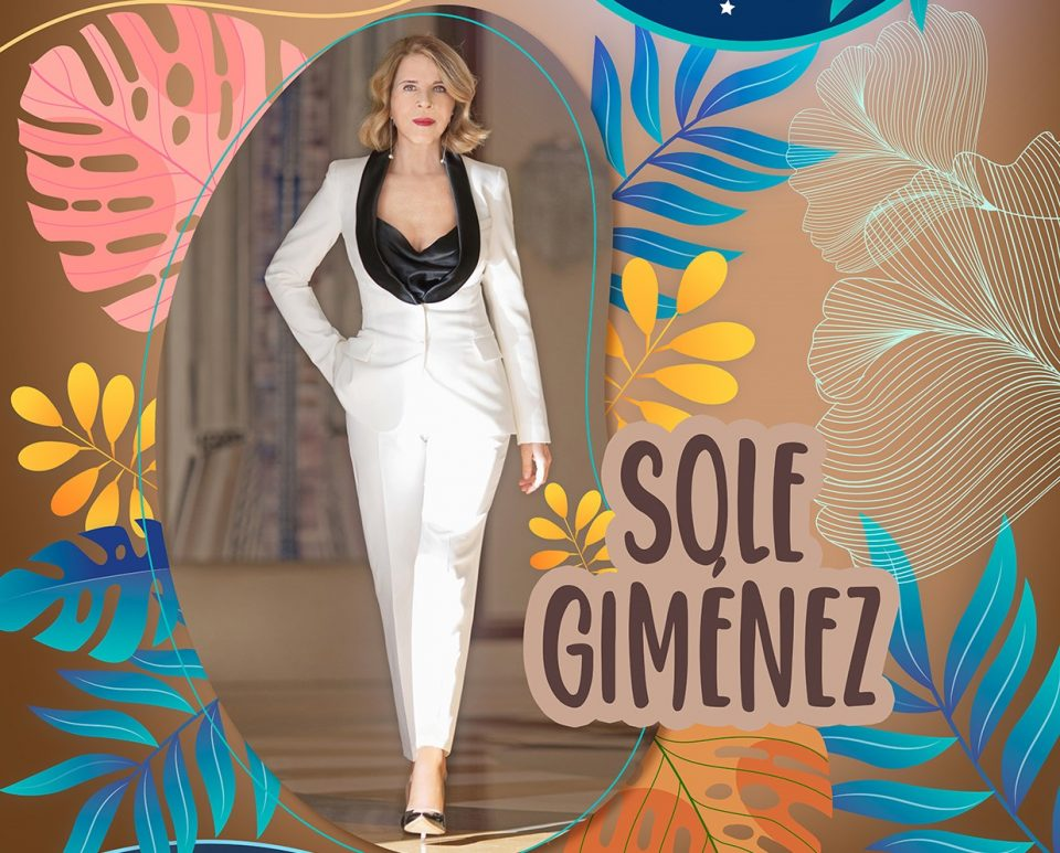 La cantante Sole Giménez actuará este sábado en Playa Flamenca 6