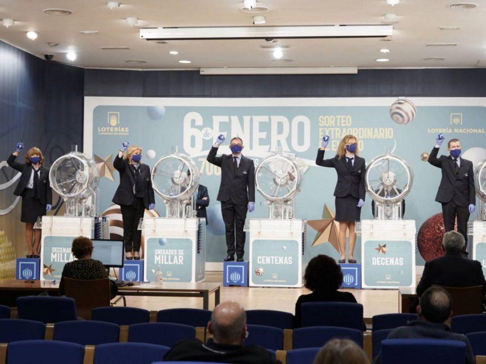 El segundo premio del Sorteo del Niño cae en Torrevieja 6