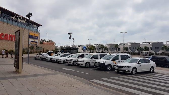El sector del taxi encuentra contradicciones en las medidas preventivas frente al coronavirus 6