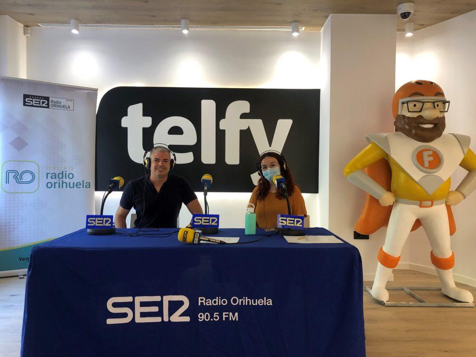 Telfy abre una nueva oficina innovadora en los andenes de Orihuela 6