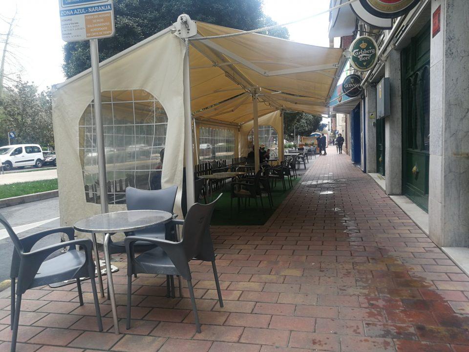 Orihuela prorrogará la suspensión de las tasas de ocupación de las terrazas 6