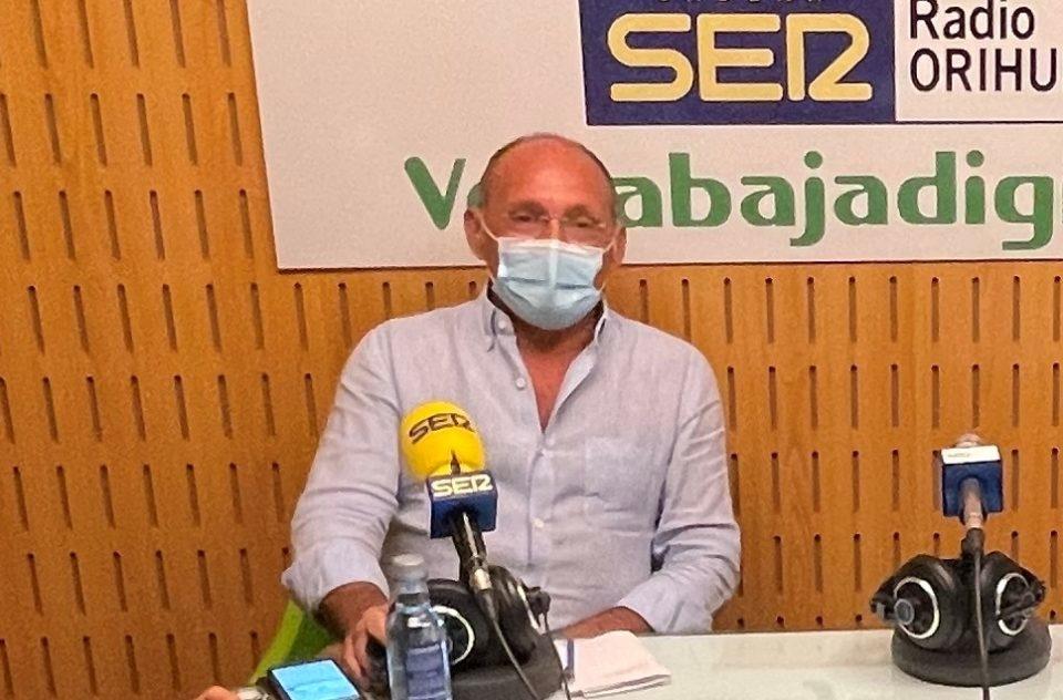 El PP de Orihuela baraja la opción de disolver el pacto con Cs y gobernar en solitario 6