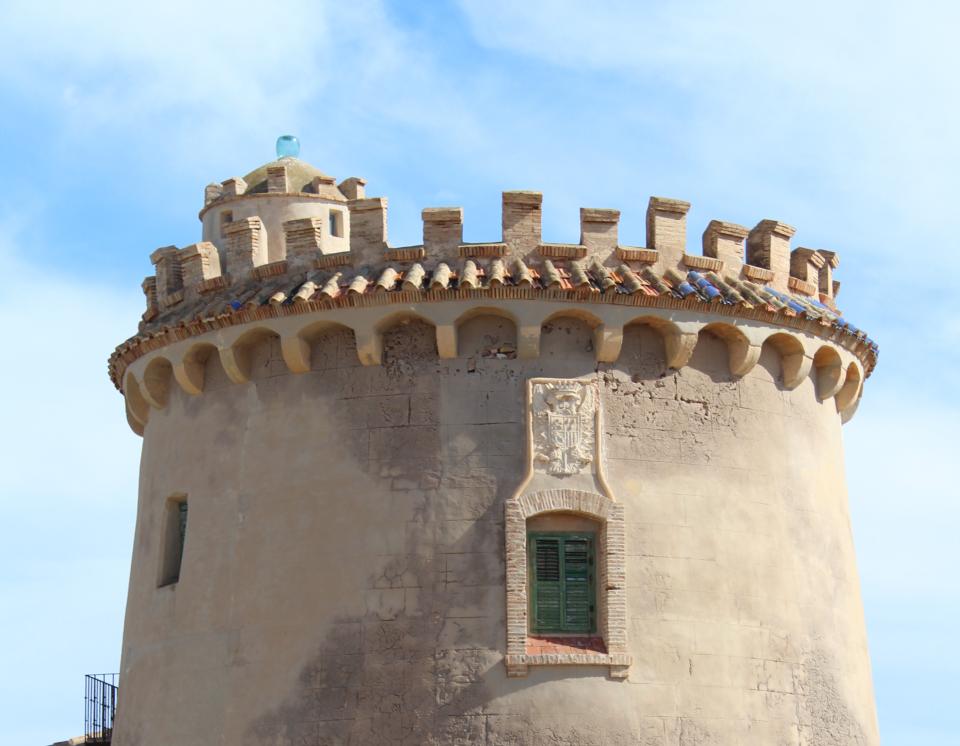 Inspeccionan la Torre Vigía de Pilar tras 20 años de espera 6